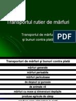 Transportul rutier