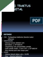 Infeksi saluran kemih (isk)