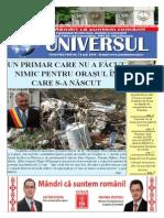 Ziarul Universul mai 2014