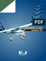 CheckList Cessna 152 Divisoria