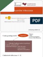 (i) - Endocardite Infecciosa + Revisões