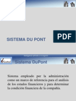 Dupont para medir eficiencia empresarial