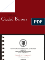 Exposición Ciudad Barroca
