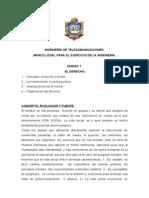 Unidad 1 El Derecho Blog La Coctelera. 2