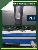2013 Florida Boating statistics report
