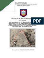 Estudio Factib.av.Chulucanas Grau