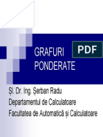 GRAFURI PONDERATE