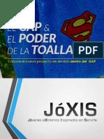 JóXIS del GAP - 2014
