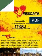 presentación MOU Conce 2009