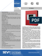 Notifier Detection and Control Cut Sheets 12.6.11