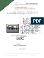Informe Tecnico Levantamiento Top. Mercedes Indacochea