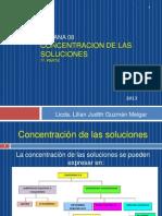 08 Concentracion de Las Soluciones 20131