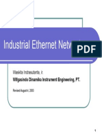 Basic Principle of Industrial Ethernet Network