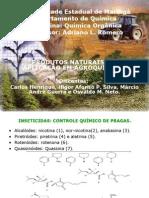 Seminário - Agroquímica