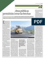 APP y Obras Públicas Permitirán Cerrar Brechas_Gestión 23-05-2014