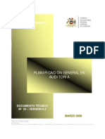DOCUMENTO N° 33 - PLANIFICACION AUDITORIA v0.2 Versión final  10-06-2008