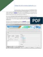Cómo bajar tu Galaxy S3 de la versión Android 4_1.docx