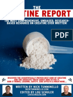 The+Creatine+Report