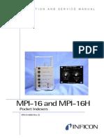 614800-B MPI-16 Manual