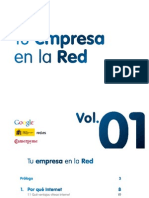 Tu empresa en la red - MarketinOnline Volumen 1