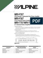 Alpine MRV T707