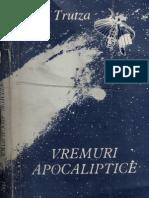 01Vremuri Apocaliptice Petru Trutza