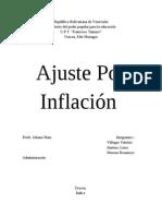 Ajuste Por Inflacion (1)