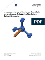 Analisis Por Elementos Finitos de Solid Works