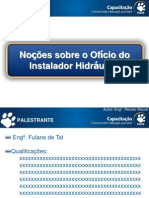 1 - noções sobre o oficio do instalador hidraulico - Tayanna.ppt