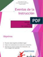 9 Eventos de Gagne PPT (v)