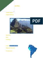 Breve Historia de Perú