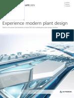 Autodesk Plant Design Suite 2015 Brochure