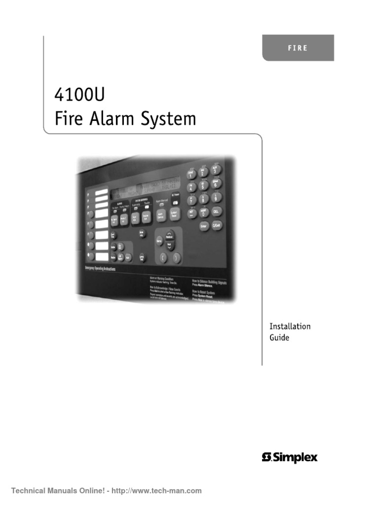 ... Array - 4100u installation manual electromagnetic interference network  rh ...