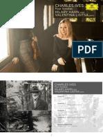 Digital Booklet - Charles Ives_ Four Sonatas.pdf