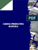 Cadena Productiva Acuicola