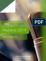 Edital Nacional 2014_NM