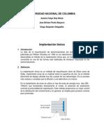 Implantación Iónica - Documento