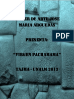 Virgen Pachamama