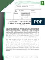 Doc. 608 Gestión de la Función de Auditoría Interna Algunos aspectos a tener en cuenta.pdf