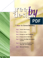 7 Steps to Green Building