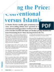 Islamic vs Conventional
