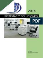 Sistemas y Soluciones Informe Tecnico