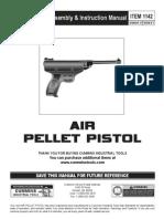 1142 Air Pistol A1