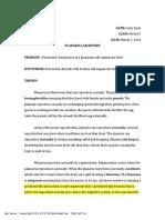 planaria lab report2