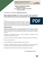 GuiadeActividades No 14 Trabajo Colaborativo I_2014