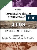 Novo Comentário Bíblico - ATOS - David J. Williams