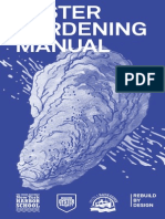 2014 BOP Oyster Gardening Manual - New York Edition