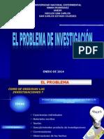 El Problema de Investigación (Edgar Quintero-unesr)