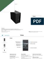 Inspiron 3847 Desktop ReferenceGuide