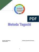 4 Metoda Taguchi